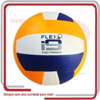 Bola Voley Oficial Vibox Matrizada 18G.