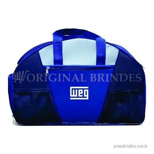 1d9aac41614 Bolsa de viagem Personalizada XM26 - Original Brindes. - 96627 ...