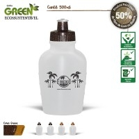 Cantil Personalizado | Cantil Green 500ml - DIRECT BRINDES