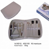 Kit manicure Personalizado | Kit Manicure - ALTERNATIVA PROMOCIONAL