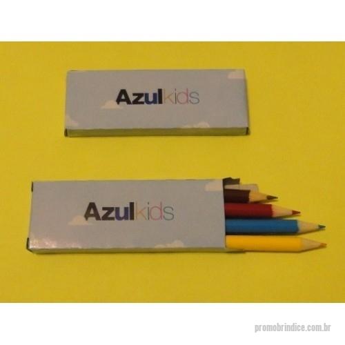 3de6e144c Lápis de cor personalizados - Conjunto 1 2 lápis de cor ou tamanho grande  com