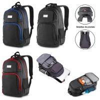 Mochila Personalizada | Mochila com Porta Notebook Color - DIRECT BRINDES