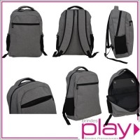 Mochila Personalizada | Mochila Personalizada - BRINDES PLAY