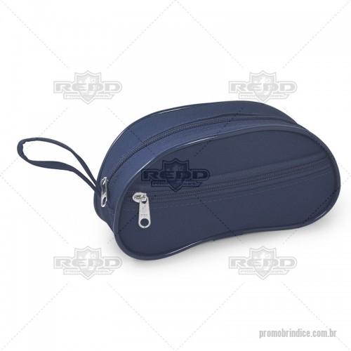 90997fbb8 Nécessaire personalizado - Necessaire em Poliéster para Brindes  Personalizados