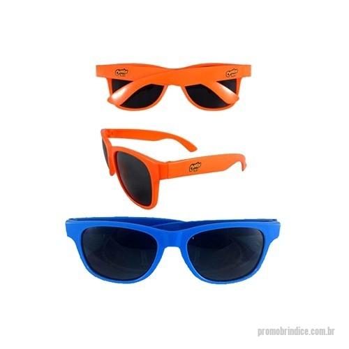 d516afa72a069 Óculos de Plástico personalizados - Óculos Promocional Plástico. Incluso 1  Cor de Gravação em nas