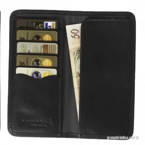 89e3832974 Porta cartão de crédito personalizada - Porta cartão em couro ou sintético.  Cor padrão
