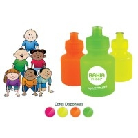 Squeeze Personalizado | Squeeze Color Neon 300 ml - DIRECT BRINDES